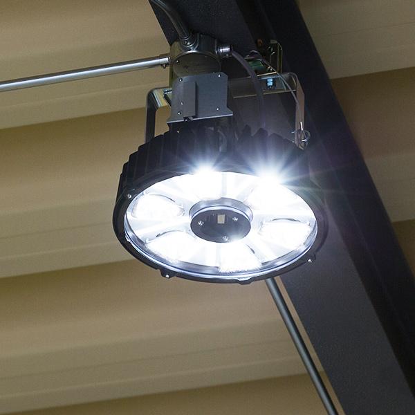 省エネタイプの照明