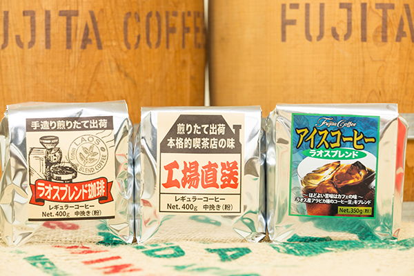 レギュラーコーヒー製品