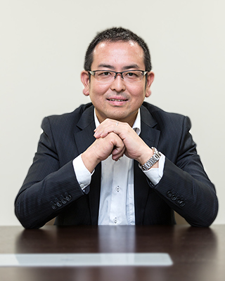 代表取締役副社長 藤田 悟