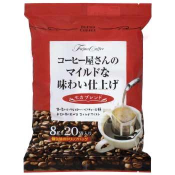 コーヒー屋さんの中煎りコーヒー